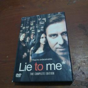 Lie to me   8张DVD