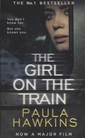 The Girl on the Train:Film tie-in