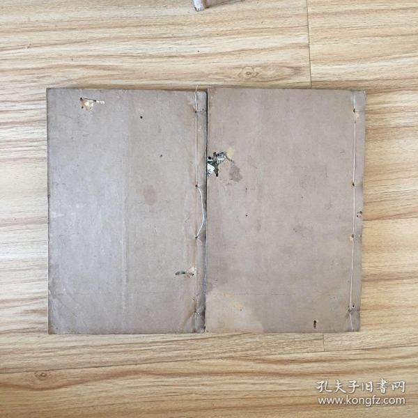Qing Dynasty Guangxu 2 Years Zhejiang Fine Print: Spring and Autumn Fanlu (17 volumes, 2 volumes)