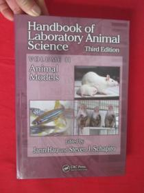 Handbook of Laboratory Animal Science, Volume II, Third Edition    ( 16开,硬精装)     【详见图】