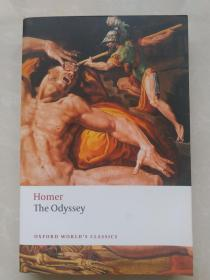 The Odyssey (Oxford World's Classics)奥德赛