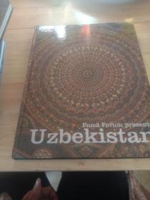 Fund Forum presents-------uzbekistan)正版 现货)精装 8开)