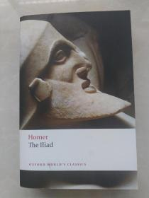 The Iliad (Oxford World's Classics)伊利亚德