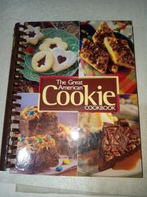 The Great American Cookie cookbook(英文原版)