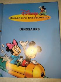 CHILDRENS ENCYCLOPEDIA DINOSAURS