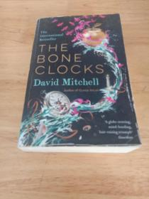 The Bone Clocks 骨钟 by David Mitchell 英文原版