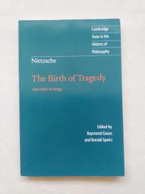 Nietzsche: The Birth of Tragedy and Other Writings尼采