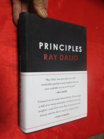 Principles    (小16开,硬精装)   【详见图】