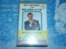 录音机磁带:THE GOLEN HITS RAY ANTHONY