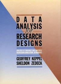 Data Analysis For Research Designs