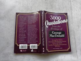 3000Quotations from Writings of George MacDonald