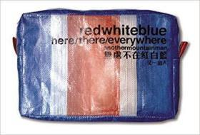 Redwhiteblue - Here/there/everywhere