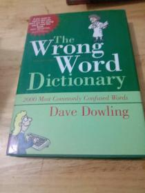 )The Wrong Word Dictionary