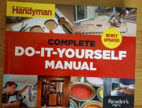 The Complete Do-It-Yourself Manual(英文版)