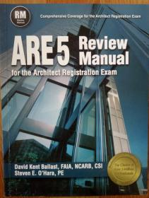 ARE 5 Review Manual for the Architect Registration Exam(看图 )