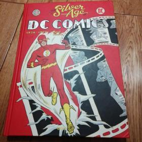 silver age of DC Comics 英文原版精装