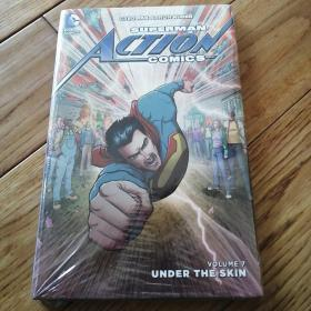 Superman - Action Comics Vol. 7 (The New 52) 英文原版精装塑封