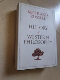 History of Western Philosophy  西方哲学史(精装)