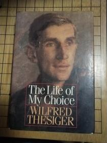 The  Life  Of  My  Choice(精装品相佳)