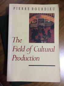 The Field of Cultural Production:Essays on Art and Literature