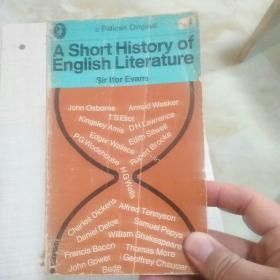 AShortHistoryofEnglishLiterature