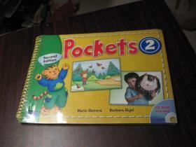 Pockets(2)Second Edition(附光盘)
