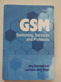 gsm switching,services and protocols