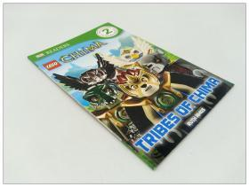 DK Readers L2: LEGOÂ Legends of Chima: Tribes of Chima