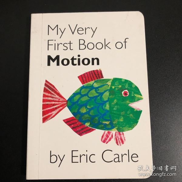 My Very First Book of Motion 我的第一本运动书