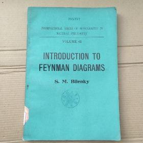 introduction to Feynman diagrams(P2305)