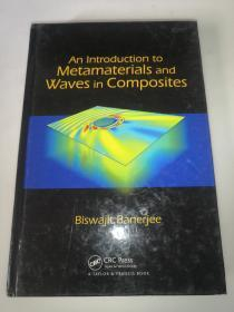 An  lntroduction  to  Metamaterials  and  Waves  in  Composites  复合材料中超材料和波的引入 16开精装