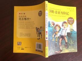 汤姆•索亚历险记 The Adventures of Tom Sawyer