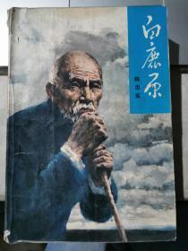 白鹿原 人民文学(有笔记)