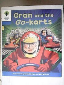 Oxford Reading Tree——Cran and the Go-karts【英文原版】