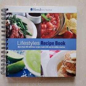 Lifestyes Recipe Book:More than 300 delicious recipes made with one incredible machine