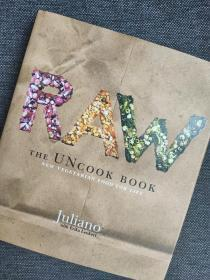 现货 Raw : The Uncook Book: New Vegetarian Food for Lif