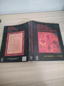 HUMAN RESOURCE MANAGEMENT(FOURTH EDITION)