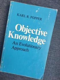 现货 Objective Knowledge: An Evolutionary Approach