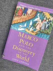 现货 Marco Polo And The Discovery Of The World (yale Nota Bene)
