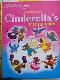 cinderella's friends