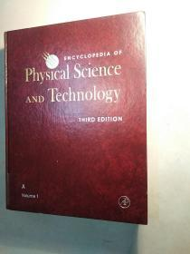 ENCYCLOPEDIA OF Physical Science AND Technology  THIRD EDITION (物理科学技术百科全书第三版)