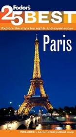 正版xg-9780307928122-Fodor's Paris' 25 Best