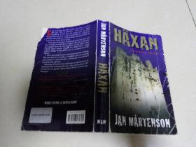 JAN MARTENSON HAXAN