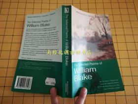 The Selected Poems of William Blake (Wordsworth Poetry Library)【英文原版】