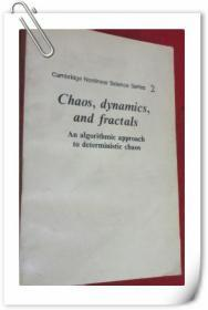 chaos  dynamics and dractals 共323页