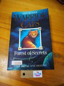 Warrior Cats (外文原版)