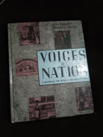 VOICES OF A NATION (英文)