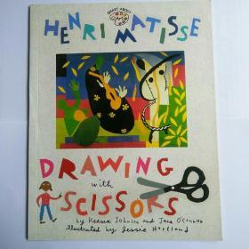 Henri Matisse:Drawing with Scissors