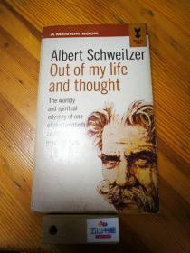 Out of my life and thought/Albert Schweitzer(外文原版)