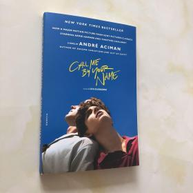 【预定】美版 call me by your name